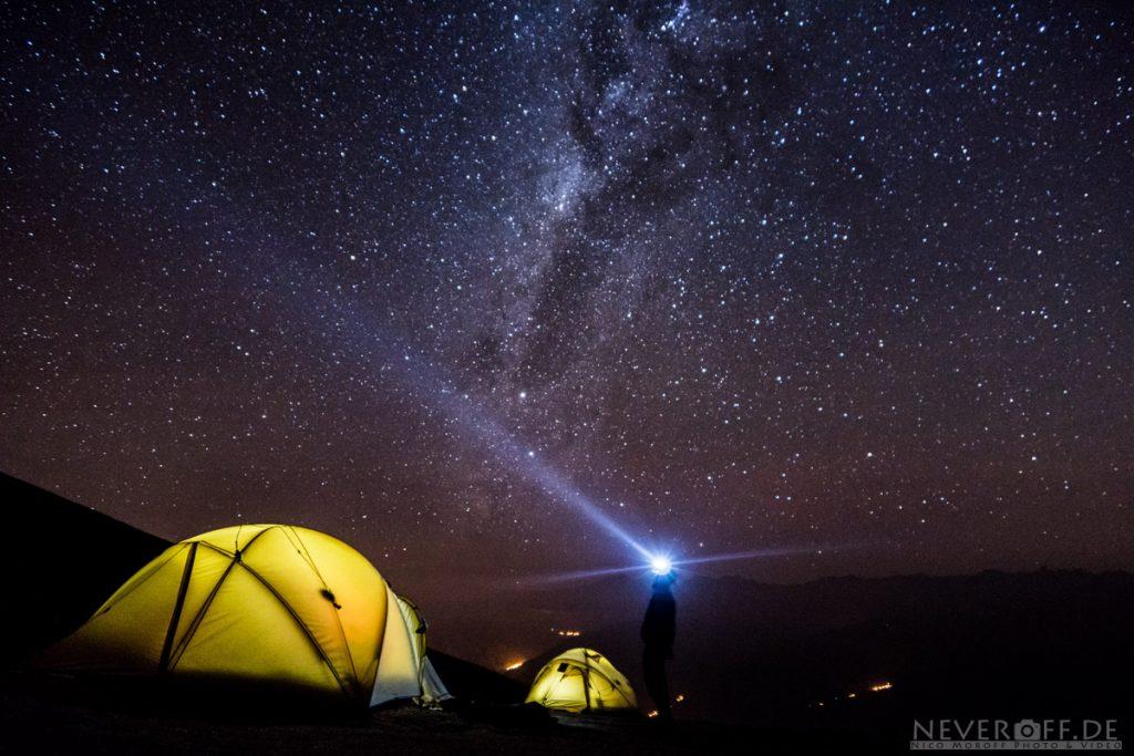 Milchstraße Peru