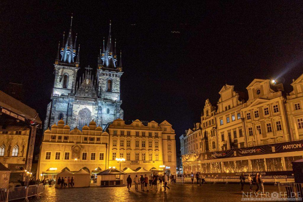 große Kirche in Prag