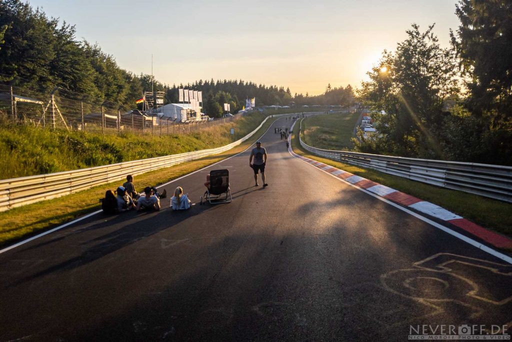 24h Rennen Nürburgring, Streckenabschnitt Schwalbenschwanz