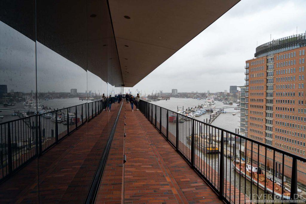 Elbphilharmonie Balkon