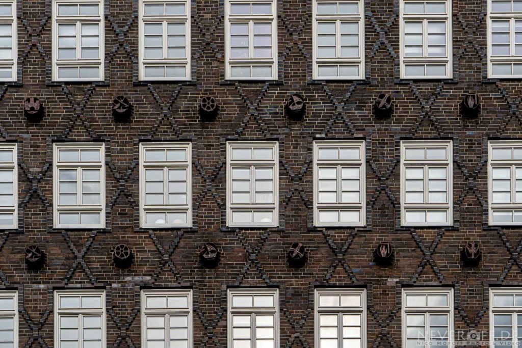 Fassade Sprinkenhof