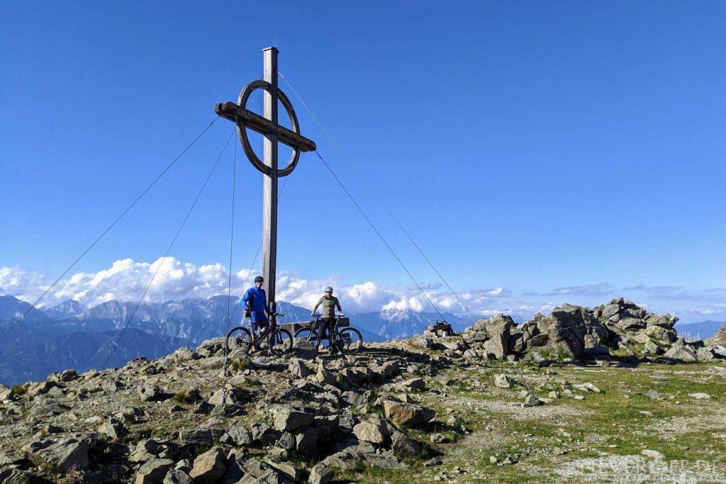 Gipfelkreuz Patscherkofel